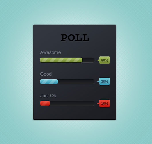 Poll Template