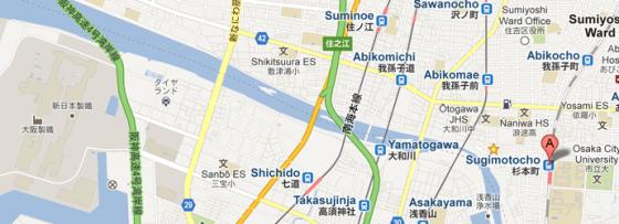 谷歌终于来拯救苹果地图了