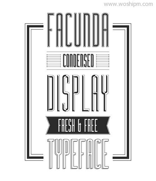 best free fonts 2012