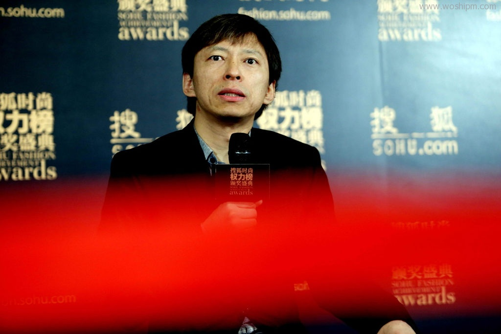 张朝阳:从36岁到年近半百……喏,看这个人