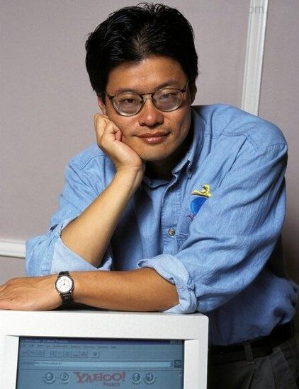 杨致远:从雅虎酋长到创业导师与投资天使
