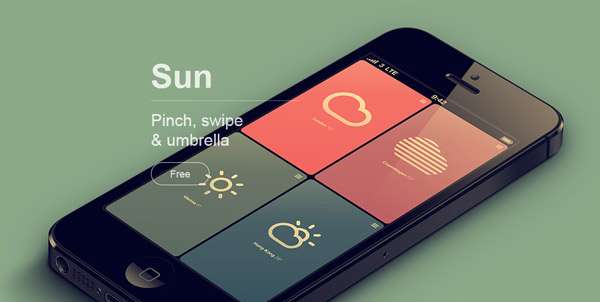 pattern-sun