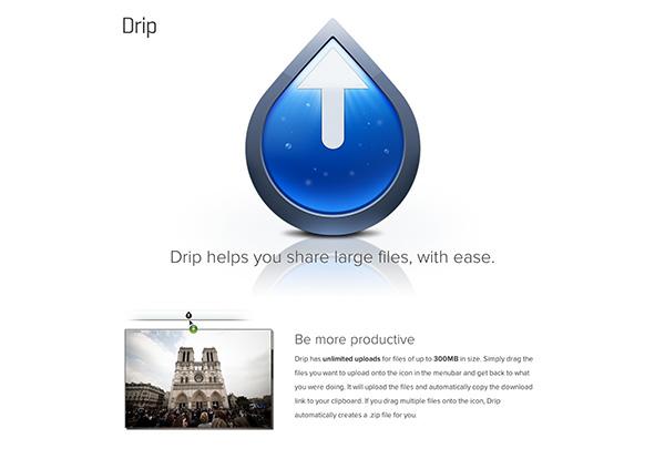 01-drop-app-iphone-android-landing-page-websites-ux-ui-design