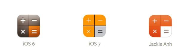 设计师疯狂吐槽iOS 7图标