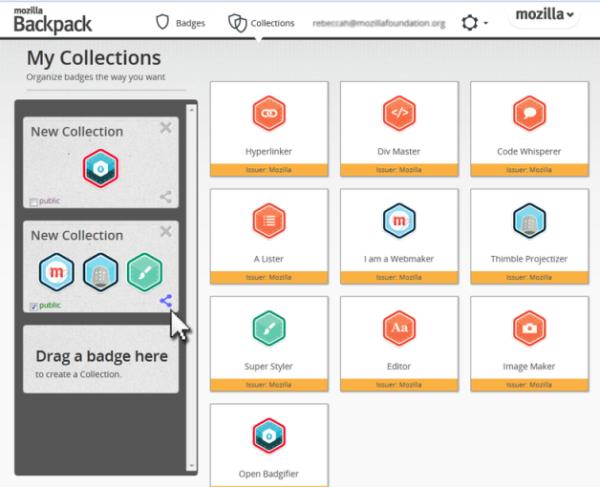 推动在线学习和教育,Mozilla的徽章平台是怎么做的?的图片