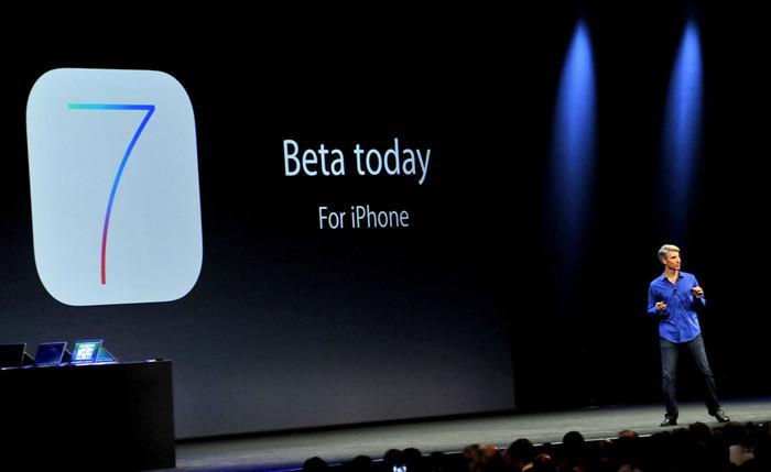 iOS 7亮相,你的iPhone或iPad将会发生以下变化