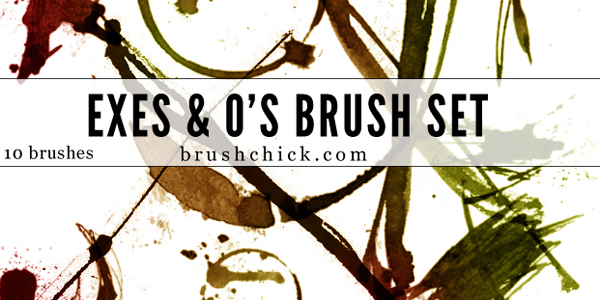 100套新鲜免费的PS笔刷下载 优设网 of Photoshop Brushes You Should Have in 2012