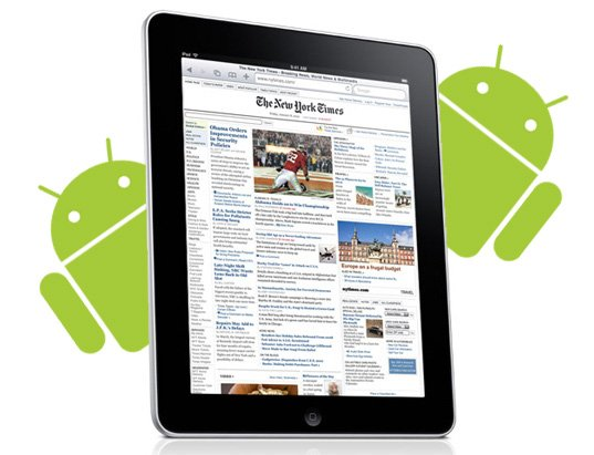 Android是如何超越iPad并一统平板电脑市场的?