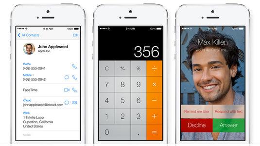 iOS 7 app designers guide