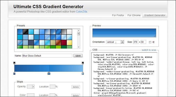 damndigital_12_time-saving-online-color-tools-for-web-designers_ultimate-css-gradient-generator