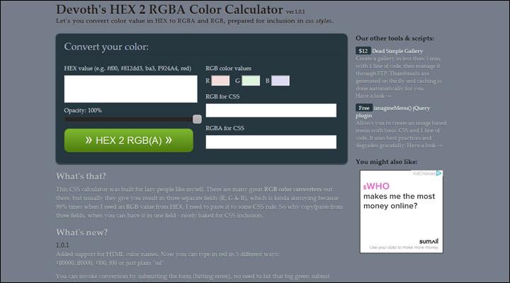 damndigital_12_time-saving-online-color-tools-for-web-designers_hex-2-rgba-color-calculator