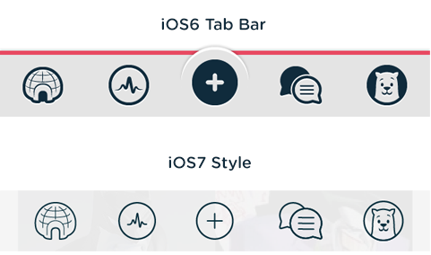 11-ios7-redesign-showcase-tabbar