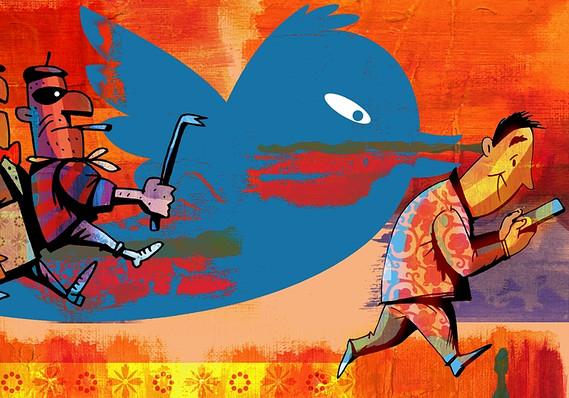 微博客服务 Twitter 永远不会公开的十件事