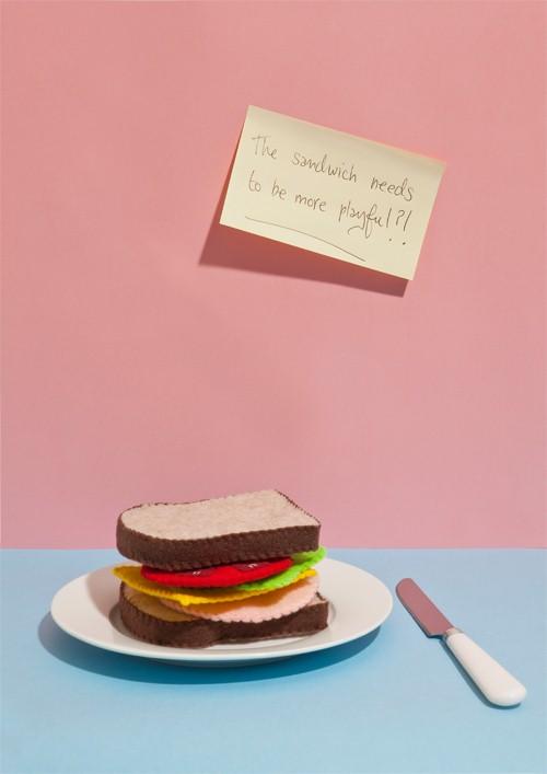 三明治需要有可玩性么?