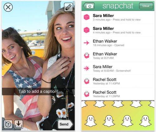 风投告诉你Snapchat为何在年轻人中大行其道