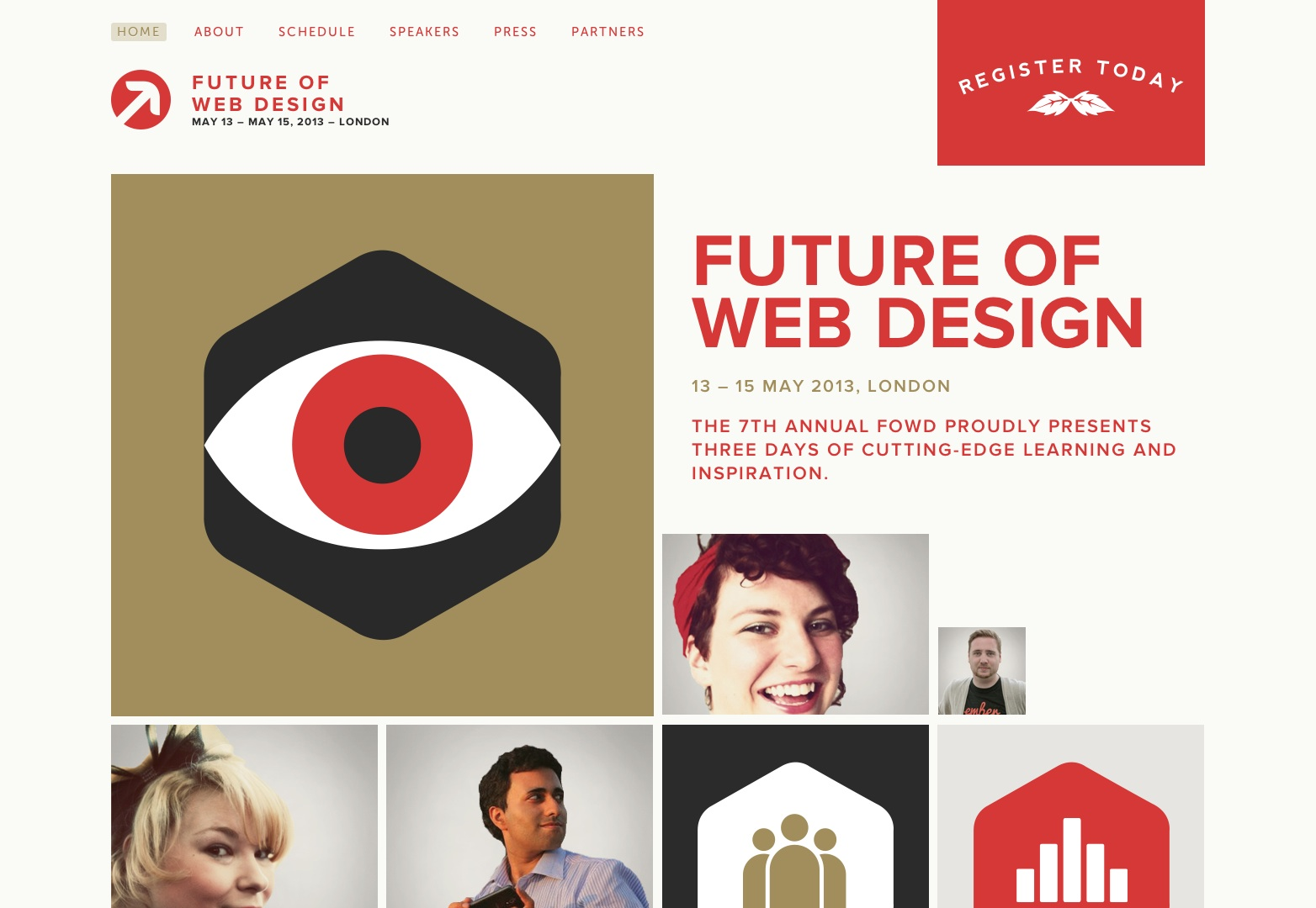 Future of Web Design 2013