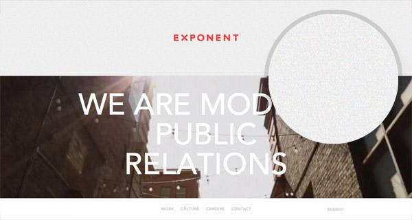 Exponent PR