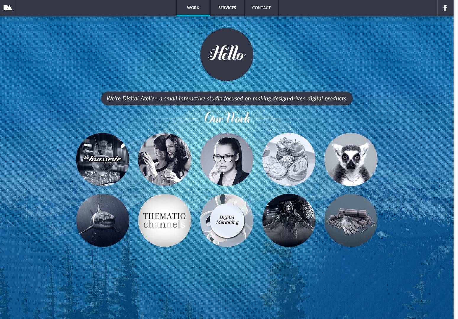 Digital Atelier | Creative Web Development