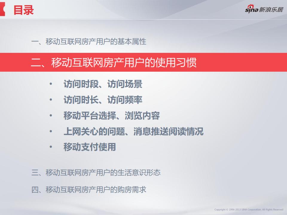2013年度移动互联网房产用户调研分析报告_010