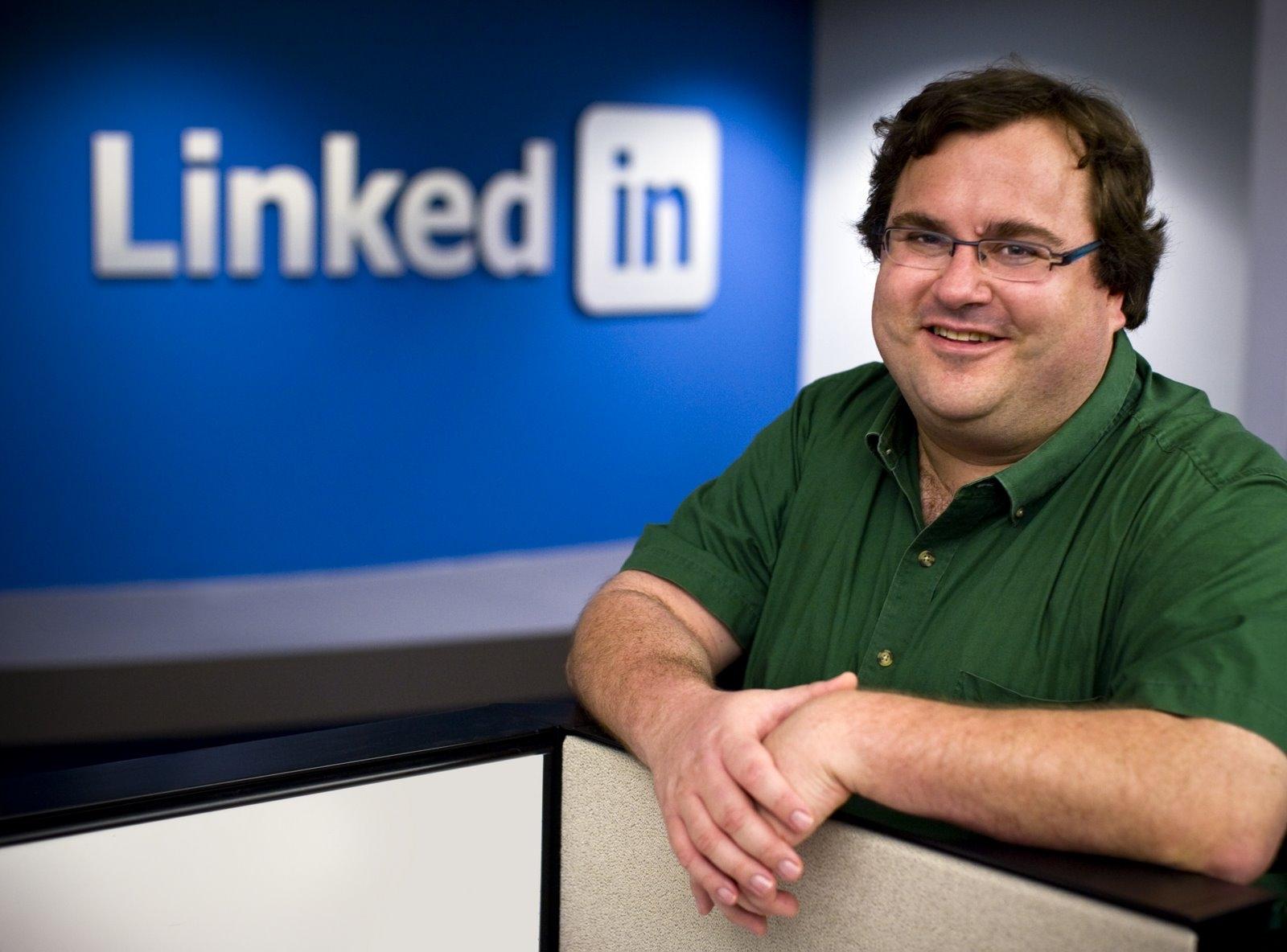 2004,LinkedIn 向投资人展示了这样一份融资计划书