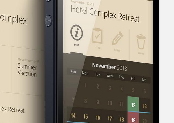 Planning App by Chris Rowe Jr