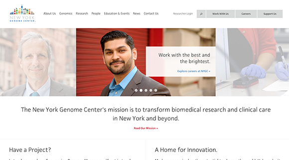 NYGenome.org does a great job throughout their site describing behaviors and actions.