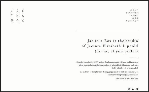 Jacinabox
