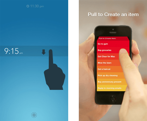 01-clear-rise-gesture-driven-interface-ui-ux-interaction-mobile-app-design-iphone-ios