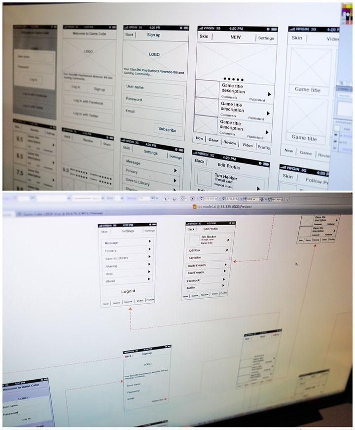 优秀移动APP产品原型设计工具之Illustrator