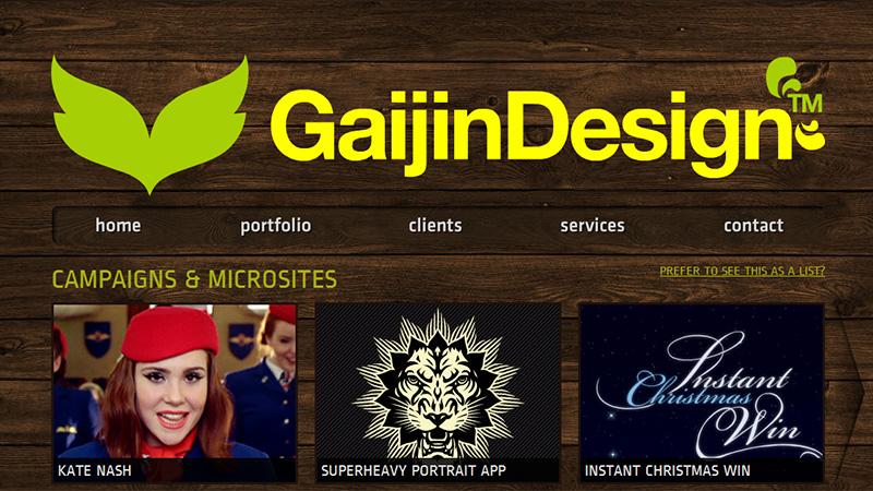 Gaijin Design