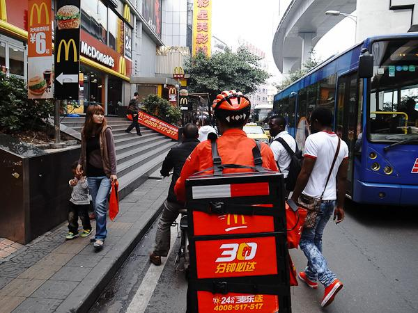 订餐为何在中国依然是一块难啃的骨头?