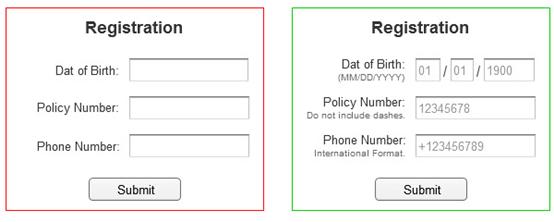 5个注册表单的用户体验设计技巧