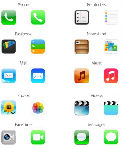 打造iOS7风格的app