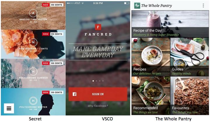 13 elya:2014让人印象深刻的7种Mobile UI设计语言