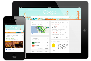 Google now elya:胖APP的4大发展方向