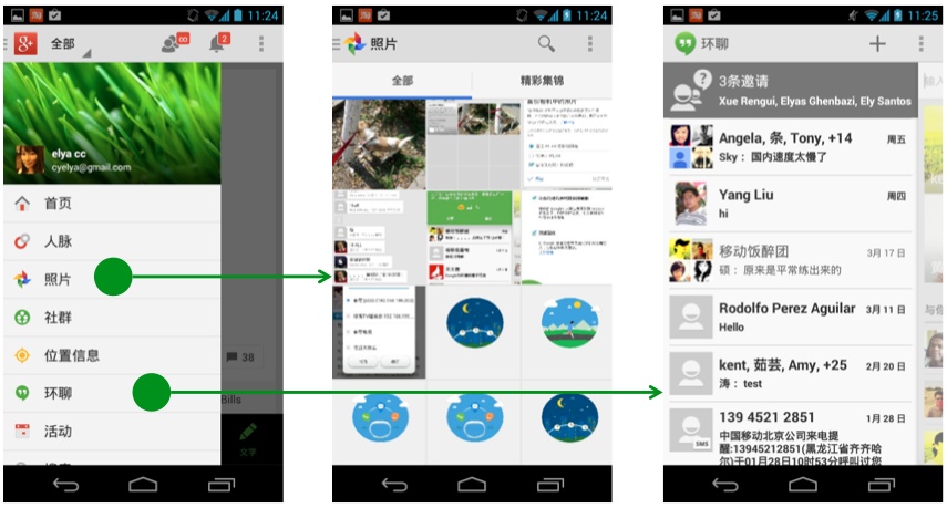 Google+ elya:胖APP的4大发展方向