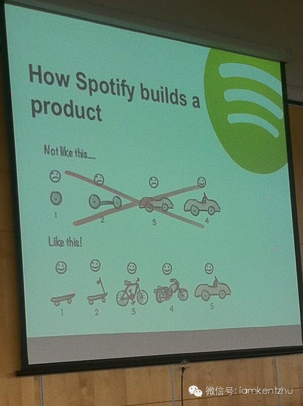 Spotify的敏捷开发