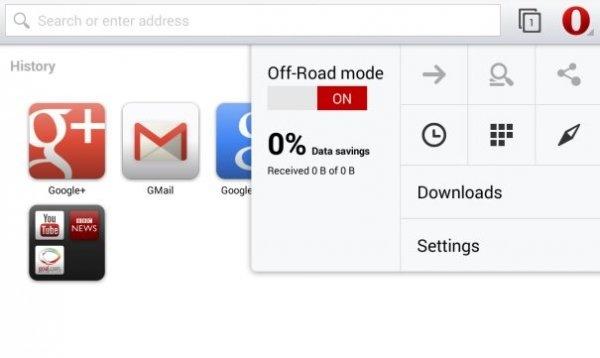 手机浏览器是如何节省流量的