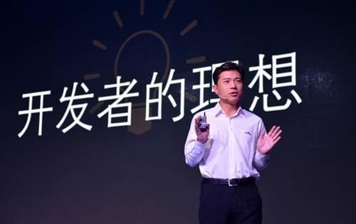 百度CEO李彦宏:企业级软件将是一个大市场