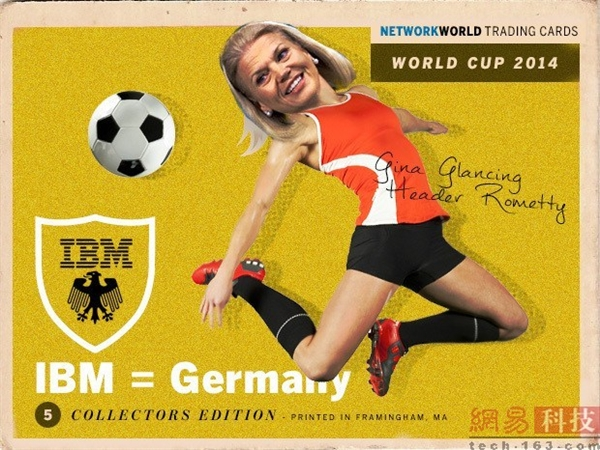 趣味:科技巨头对应哪个世界杯球队?
