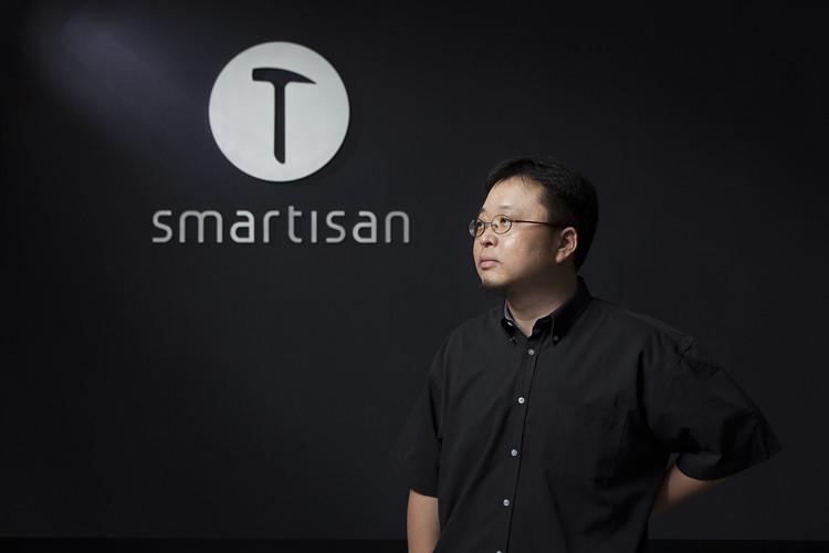 罗永浩 锤子手机 锤子科技 SmartisanT1