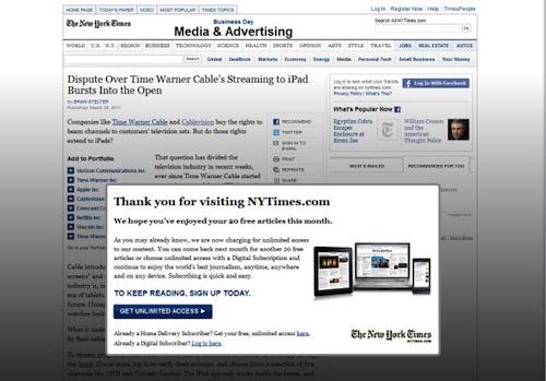 纽约时报 付费