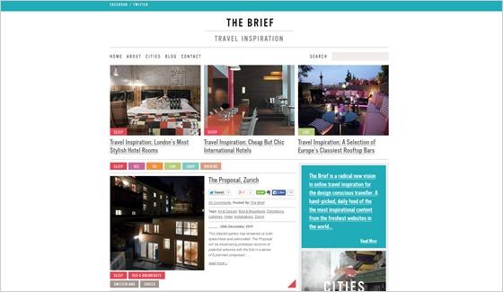 玩转博客!新闻类网站风格设计原则