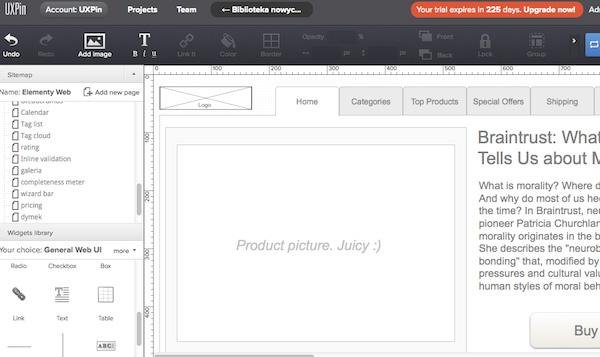 涨姿势!聊聊线框图、原型和视觉稿的区别