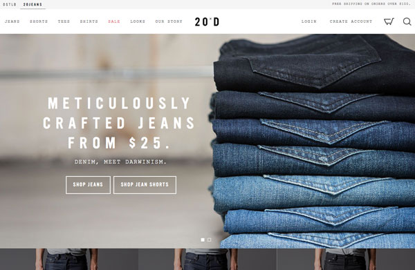 20 jeans