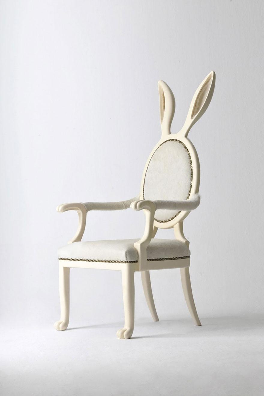22个值得点赞的创意椅子设计