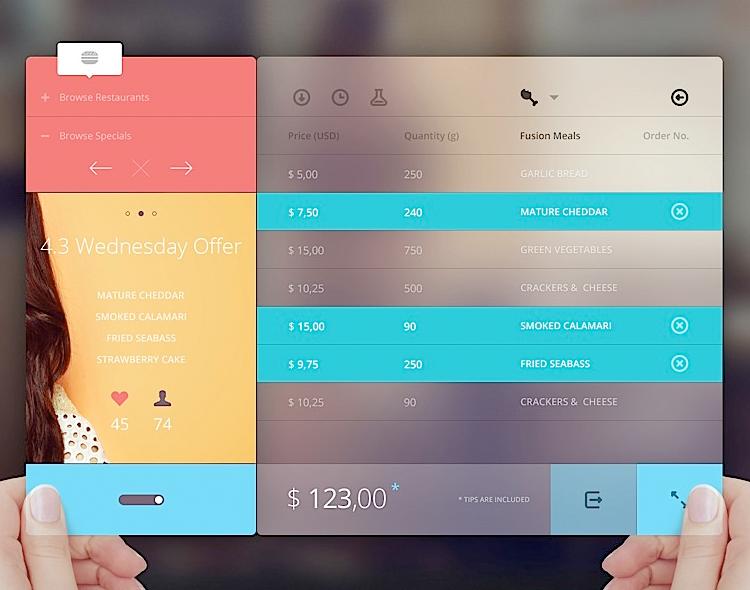 intuitive app design
