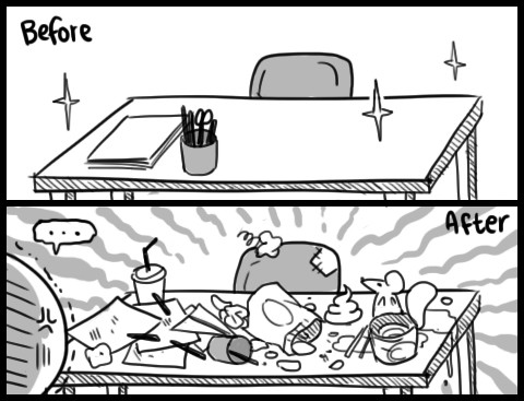 放松一刻 让上班族瞬间怒掀桌的20件事