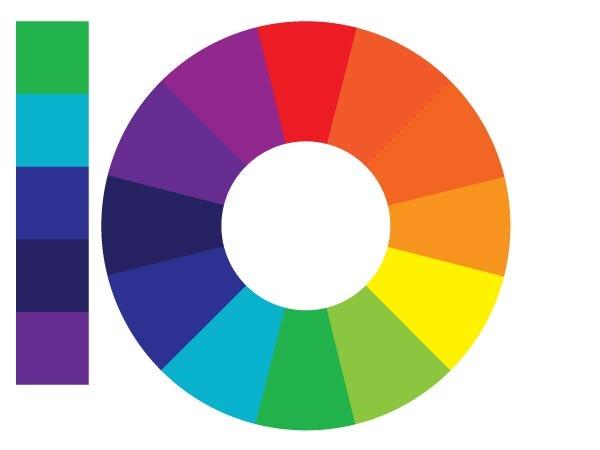 设计师配色宝典!教你从零开始学配色(一)