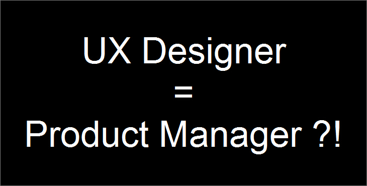 pm & ux designer